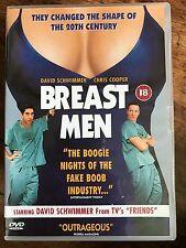 David Schwimmer Chris Cooper BREAST MEN | Breast Implant Invention Comedy | DVD