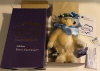 """Annette Funicello """"Dorothy"""" Bear by Papel Giftware 9"""" High Tea Collection  NIB"""