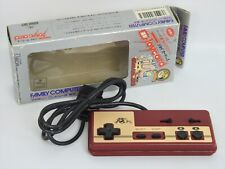 HUDSON JOY CARD Controller Pad HC 62-4 Boxed Famicom Nintendo Tested 1751