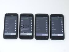 """Lot of 4 Working HTC Droid Incredible 2 4"""" Android Smartphones for Verizon"""