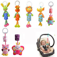 Animal Plush Toys Development Toy Bed Hanging Bed Infant Kids Baby Soft Toys