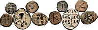 Group of 5 Byzantine Bronzes #DN 5747