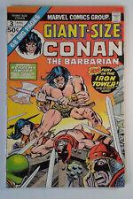 Giant-Size Conan #3 (1975) Marvel 6.5 FN+ Comic Book