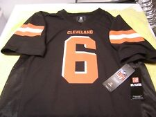 Baker Mayfield   6 Cleveland Browns Jersey Boy or Girl Size 8 Small NFL e59b39a73