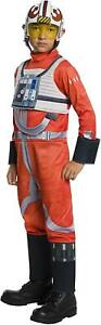 Star Wars Classic X-Wing Fighter Pilot Child Costume