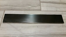 "USA steel- 1/4""x2""x12"" 1080 high carbon steel flat bar knife making billet"