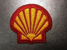 Shell Motorsport Oil And Racing Fuel Embroidered Patch
