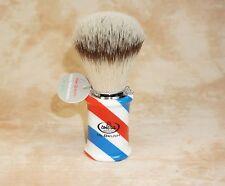 Omega Barberpole Shaving Hi- Brush 0146735 - 146735 Nylon