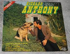 33t Richard Anthony - J'entends siffler le train… - LP