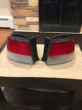 Tail Light Set-Red-Clear 96-2000 Honda Civic,Set Of 2