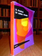 Il Diario di Anna Frank. Prefazione di Natalia Ginzburg  1960
