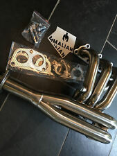 Honda Civic Tubular Stainless Exhaust Manifold for D series engine, 1.4, 1.5,...