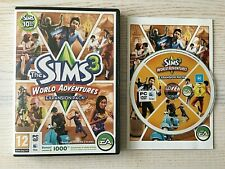 The Sims 3 - World Adventures - Expansion Pack (PC DVD MAC)