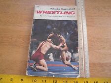 Sports Illustrated Wrestling book 1979 95 pg MMA Martial arts