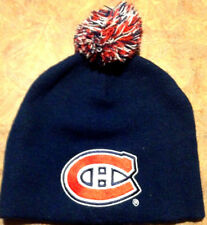 MONTREAL CANADIENS COORS LIGHT PROMOTIONAL WINTER TUQUE HAT (new no tag)