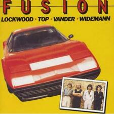 LOCKWOOD, TOP, VANDER, WIDEMANN - FUSION - NEW CD ALBUM
