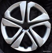 "ONE REPLACEMENT 16""  Honda Civic Hubcap 2016 2017 Wheel Cover Keystone 52016SB"