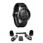 BUNDLE Samsung Galaxy Bluetooth Watch 46mm Silver SM-R800NZSCXAR <br/> FREE 1 YEAR WARRANTY, 2 DAY SHIP, 30 DAY FREE RETURNS