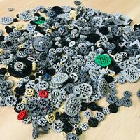 LEGO TECHNIC GEARS - x50 pc's LEGO GEARS/COGS MIX - MANY TYPES AND SIZES