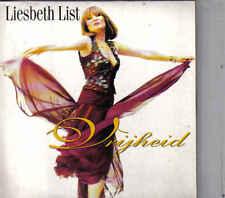 Liesbeth List-Vrijheid cd single