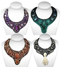 Bead Embroidered Collars BEADING INSTRUCTIONS pack
