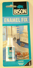 ENAMEL CHIP REPAIR KIT TOUCH UP PAINT FIXCHIPS ON BATH SINK Water Resistant-725
