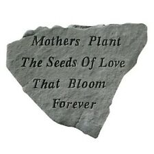Kay Berry Mothers plant the seeds of love - 67420 Memorial Stone NEW