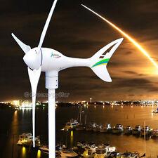 Apollo MAX 550 W Watt 12 V AC Magnet PMA Wind Turbine Generator 3 Blade New