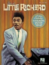 Best of Little Richard Sheet Music Piano Vocal Guitar SongBook NEW 000306932
