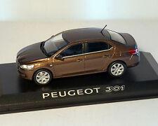 Peugeot 301 Limousine, braun-Metallic, 1:43, NOREV