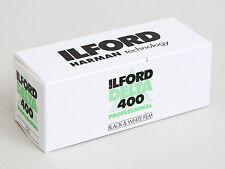 Bande moyen format Pellicule BN noir et blanc Ilford Delta 400 120