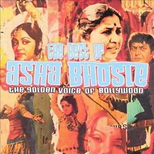 (CD) Asha Bhosle - Best of Asha Bhosle: The Golden Voice of Bollywood
