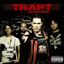 TRAPT Headstrong SEALED CD w/ LIVE & DEMO & ACOUSTIC & REMIX TRX & DIE KRUPPS