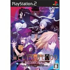 USED PS2 Melty Blood: Actress Again Japan Import