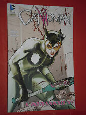 NUOVO UNIVERSO DC -CATWOMAN-N°1- DI:JUDD WINICK-ED- LION-cat woma variant cover