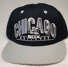Chicago white Sox snapback Baseball cap American Needle Cooperstown New with tag