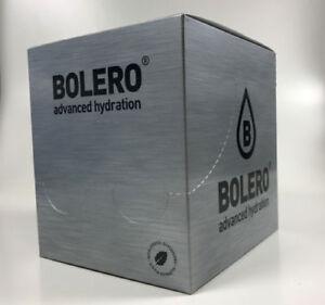 48 Beutel Bolero 9g Getränkepulver zuckerfrei Drink Stevia MIX BOX