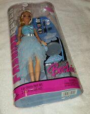 Brand New 2005 Fashion Fever Barbie Makeup Chic Mattel J4182