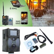 HC300M 12MP HD Digital IR Night Hunting Trail Camera 940NM Infrared MMS GPRS GSM
