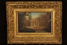 óleo sobre lienzo XIX siglo / Oil on canvas Siglo XIX century