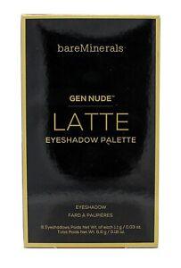 bareMinerals GEN NUDE Latte Eyeshadow Palettes - 6.6 g / 0.18 oz