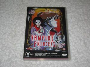 Vampire Princess - Volume 2 - Haunting - VGC - Manga - Anime - Region 4 - DVD