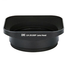 Lens Hood Protection for Fujifilm X100  X100S X100T X100F X70 Camera / Black
