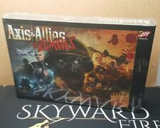 Axis & Allies & Zombies - Wizards of the Coast (Genuine Sealed)