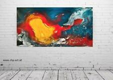 Großes Acryl Gemälde XXL Modern CHP 877 Handgemalt Bild Kunst Abstrakt 160x90cm