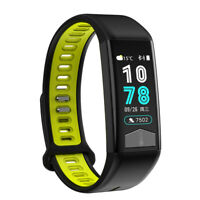 Smart Watch Bracelet Fitness Tracker ECG Heart Rate Blood Pressure Sleep Monitor
