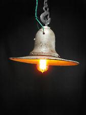 Soviet Ussr 50s or 60s rare street lamp cast iron loft industrial retro interior