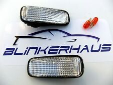 CLEAR Honda Civic Coupe HR-V/CR-V Mk1 Legend Prelude Side Repeaters Indicators