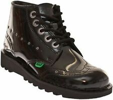 Kickers Women's Lace Up Boots