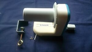 Vintage SINGER Yarn String Ball Wool Winder Machine - Made in Japan - SHW-3